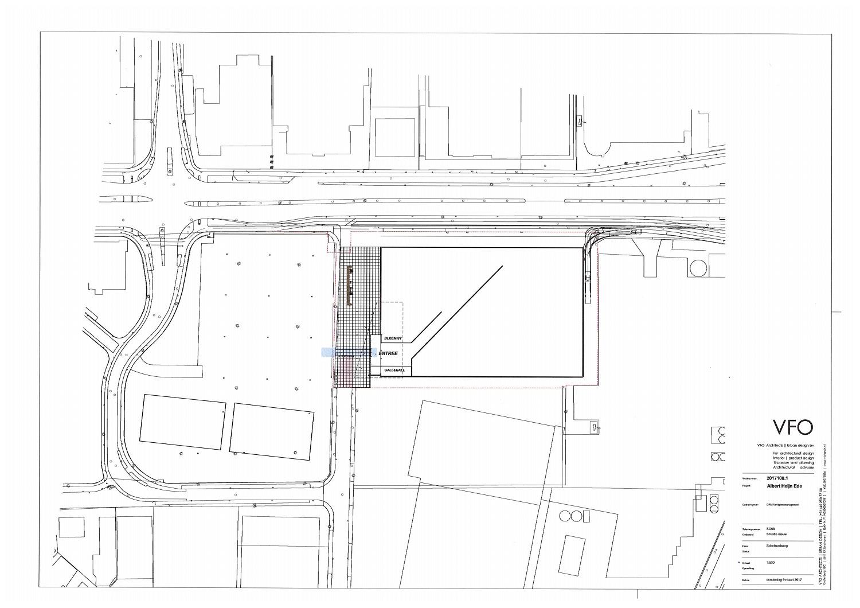 Situatieschets Project Keesomstraat Ede
